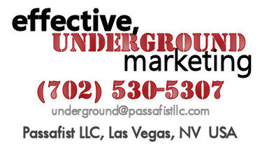 Effective Underground Marketing - Las Vegas, NV - (702)530-5307